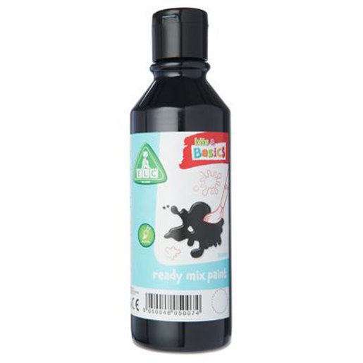 Early Learning Centre Ready Mix 300ml Paint - Black