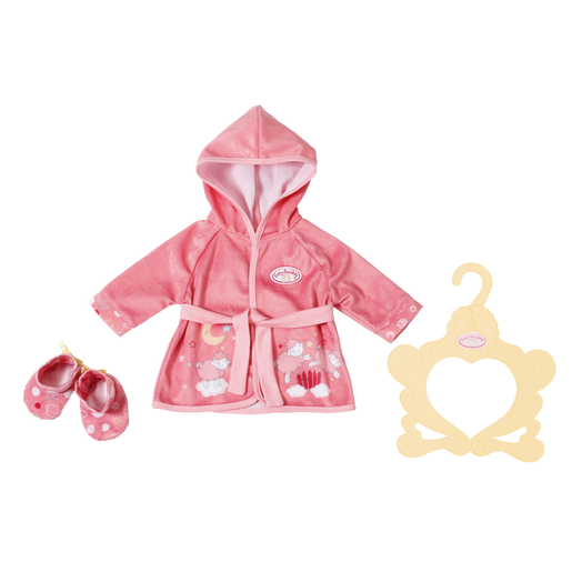Baby Annabell Sweet Dreams Robe for 43cm Doll