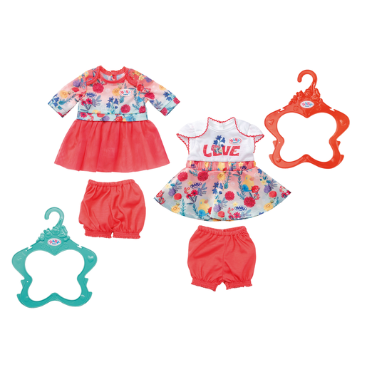 BABY Born Trend Baby Dress for 43cm Doll (Styles Vary)