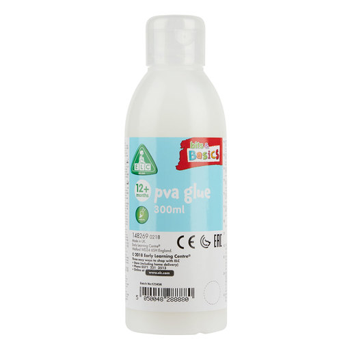 Early Learning Centre Bits & Basics PVA Glue 300ml