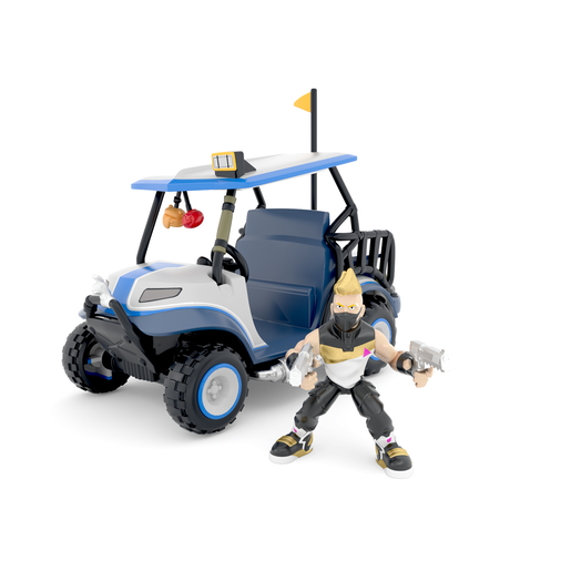 Fortnite Battle Royale 5cm Collection All Terrain Kart and Drift