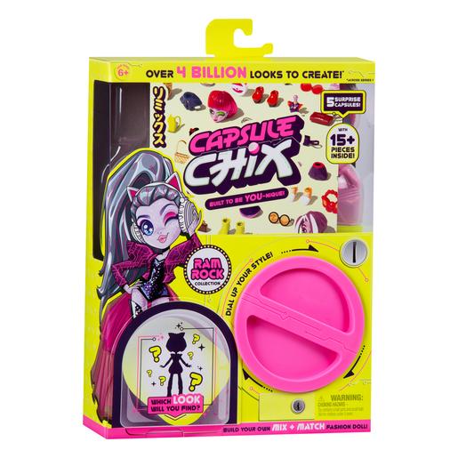 Capsule Chix Doll - Ram Rock