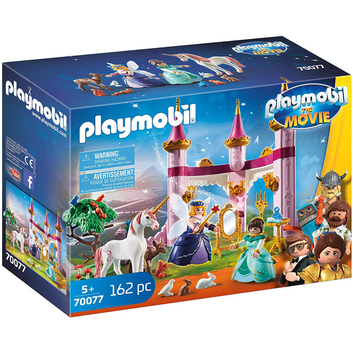 Playmobil 70077 Movie Marla Castle