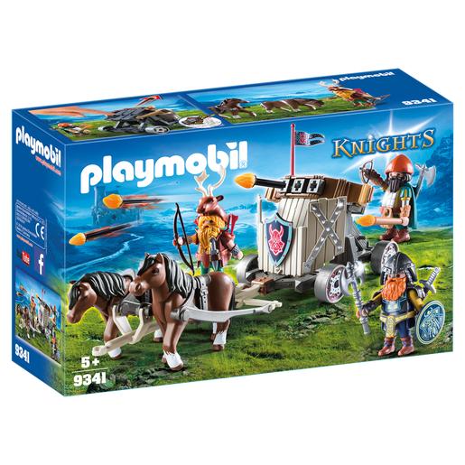 Playmobil 9341 Knights Horse Drawn Ballista