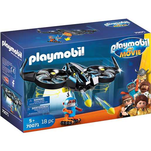 Playmobil 70071 Movie Robotitron