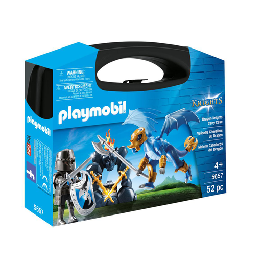 Playmobil 5657 Large Knights Carry Case