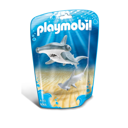 Playmobil 9065 Family Fun Hammerhead Shark with Baby
