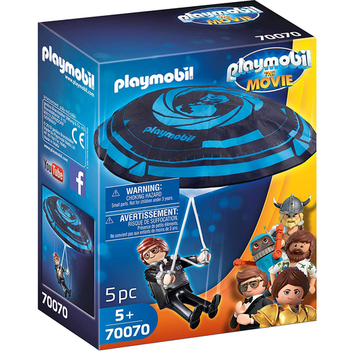 Playmobil 70070 Movie Rex Dasher