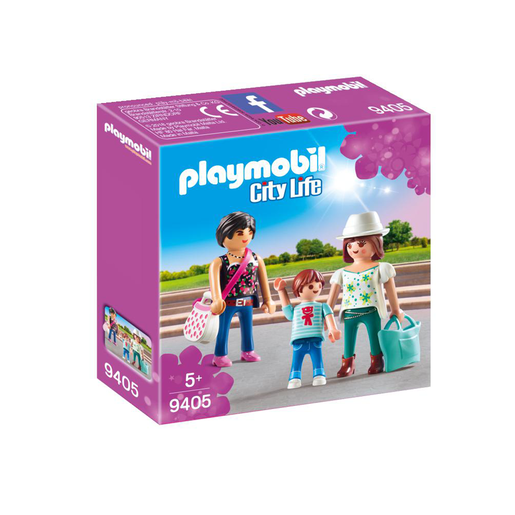 Playmobil 9405 City Life Shoppers