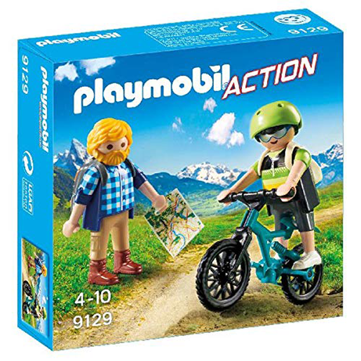 Playmobil 9129 Biker and Hiker