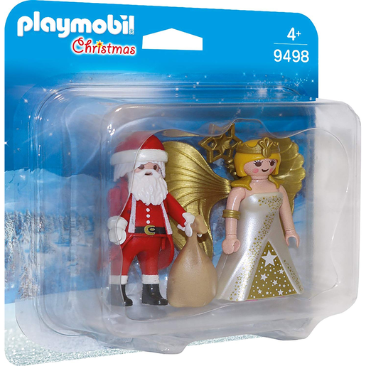 Playmobil 9498 Santa And Angel