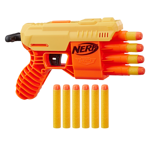 Nerf Alpha Strike Fang QS-4 Blaster (Styles Vary) from TheToyShop
