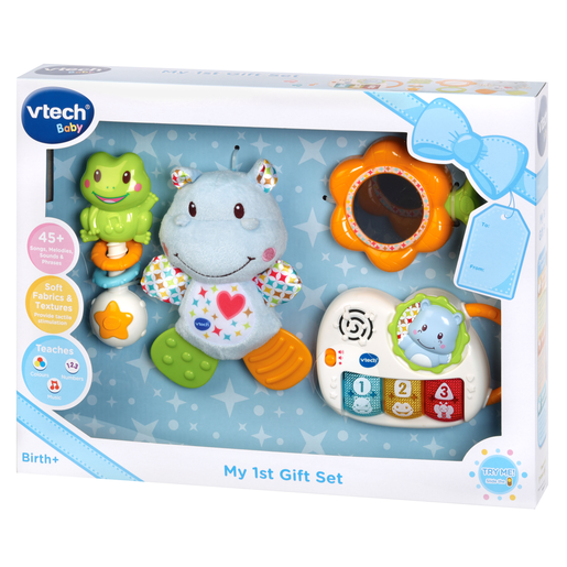 VTech My 1st Gift Set - Blue