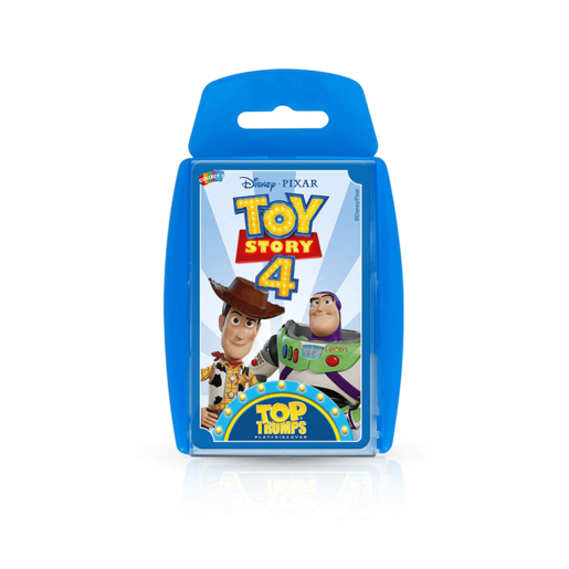 Top Trumps - Toy Story 4 Card Game