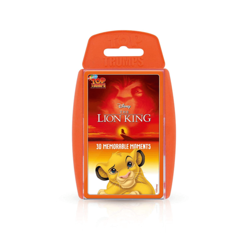 Top Trumps - Lion King Card Gam
