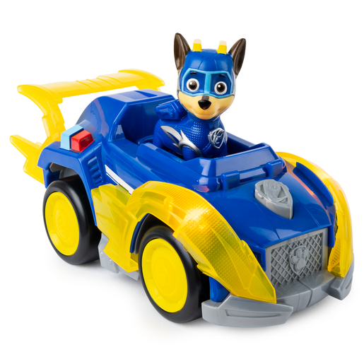 Paw Patrol Mighty Pups Super Pups Deluxe Vehicle - Chase