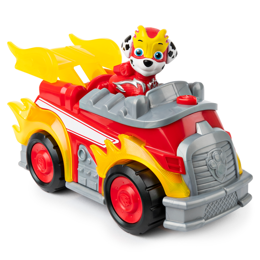 Paw Patrol Mighty Pups Super Pups Deluxe Vehicle - Marshall