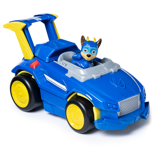 Paw Patrol Mighty Pups Super Paws Chase's Powered Up Cruiser
