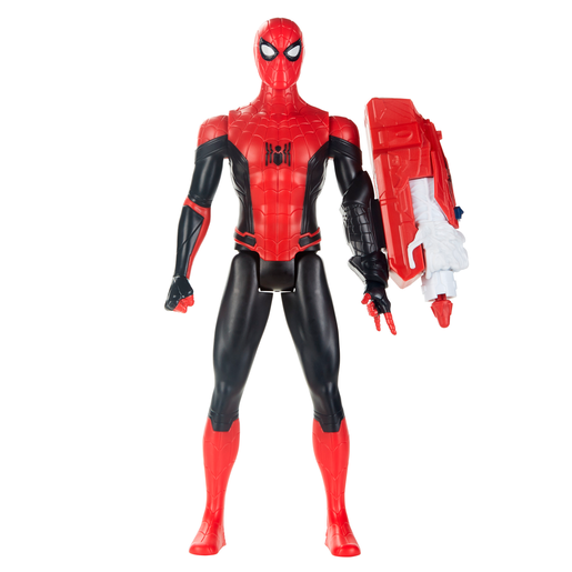 Marvel Spider-Man: Far From Home 30cm Spiderman Figure With Titan Hero Power FX Port