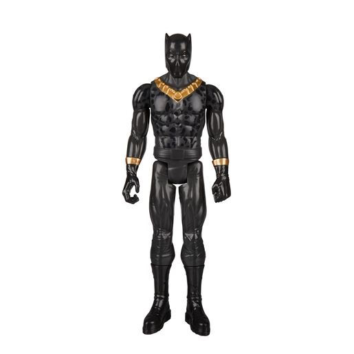 Marvel Black Panther Titan Hero Series Action Figure - Erik Killmonger