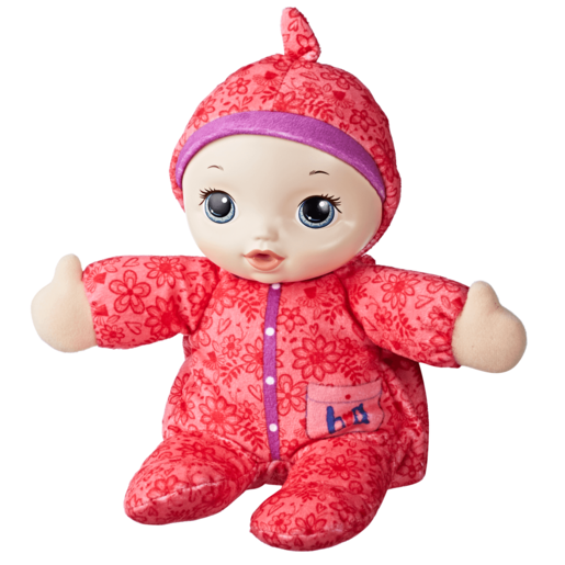 Baby Alive Love My Blankie Baby - Red