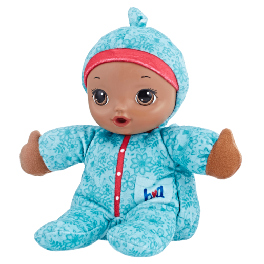 Baby Alive Love My Blankie Baby - Blue
