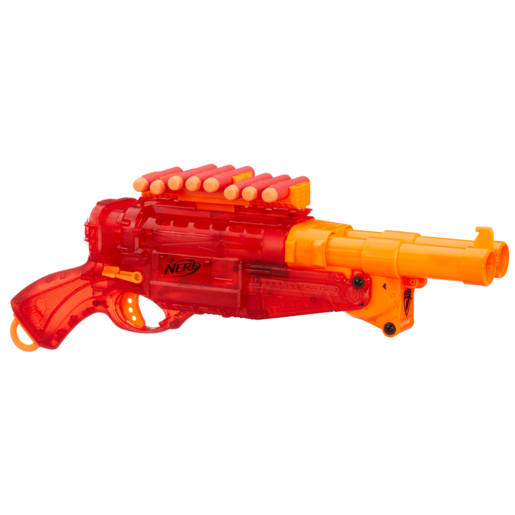 Nerf Elite Sonic Fire - Barrel Break