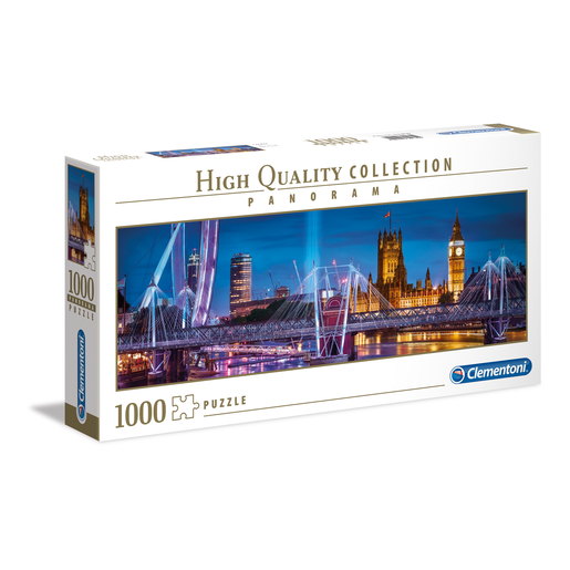 Clementoni - London Panorama 1000pc Puzzle