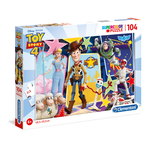 Clementoni - Toy Story 4 Puzzle