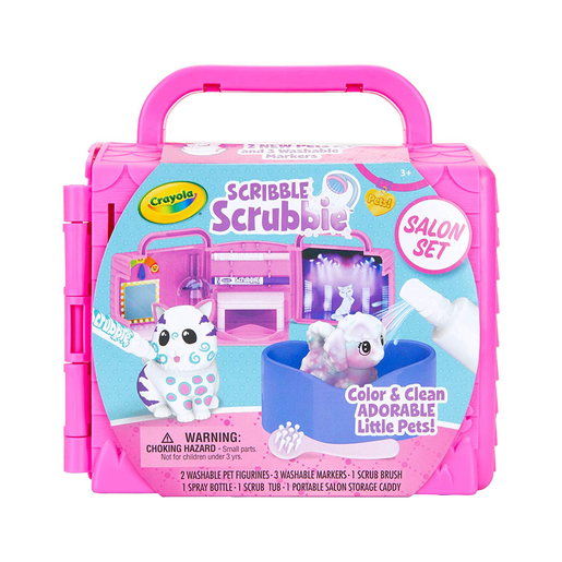 Crayola Washimals Pet Salon Set