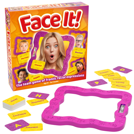 Face It Game