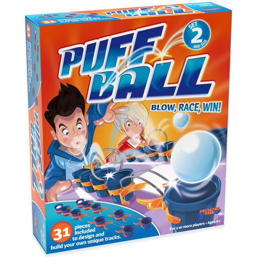 Puff Ball Set 2 Game