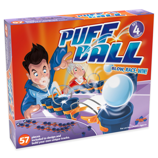Puff Ball Set 4 Game