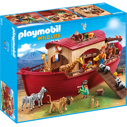 Playmobil Wild Life Floating Noah's Ark -  9373