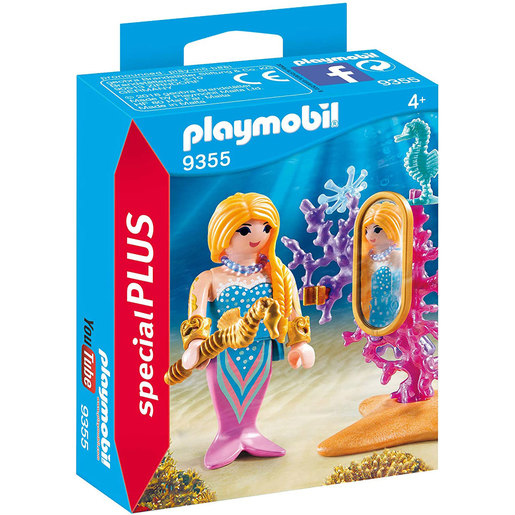 Playmobil 9355 Special Plus Mermaid Figure