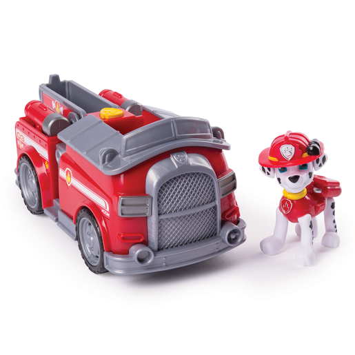 Paw Patrol Marshall's Transforming Fire Engine Vehicle