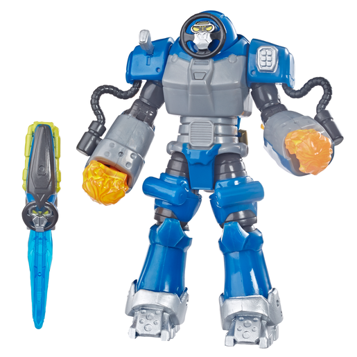 Power Rangers Beast Morphers 12cm Action Figure - Smash Beastbot