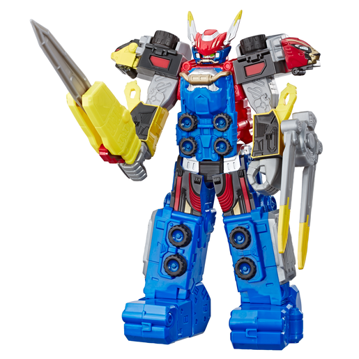 Power Rangers Beast Morphers 25cm Action Zord - Beast-X Megazord