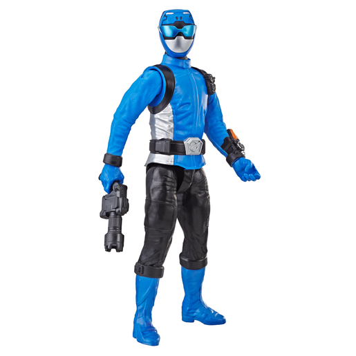 Power Rangers Beast Morphers 30cm Action Figure - Blue Ranger