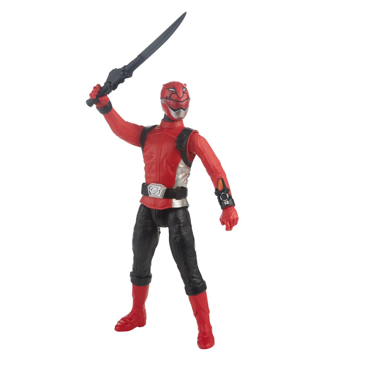 Power Rangers Beast Morphers 30cm Action Figure - Red Ranger