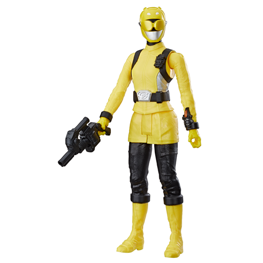 Power Rangers Beast Morphers 30cm Action Figure - Yellow Ranger
