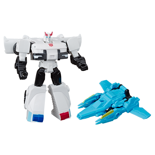 Transformers Cyberverse Battle - Prowl and Cosmic Patrol