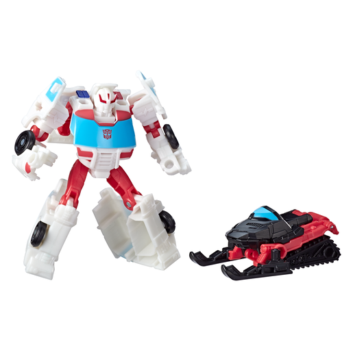 Transformers Cyberverse Battle - Ratchet and Blizzard Breaker