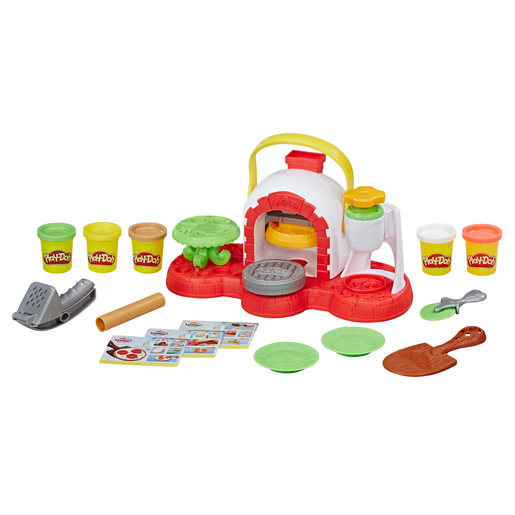 Play-Doh Stamp 'n Top Pizza Oven Set