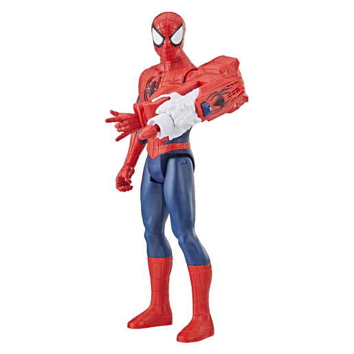 Marvel Spider-Man Titan Hero Series Power FX Action Figure
