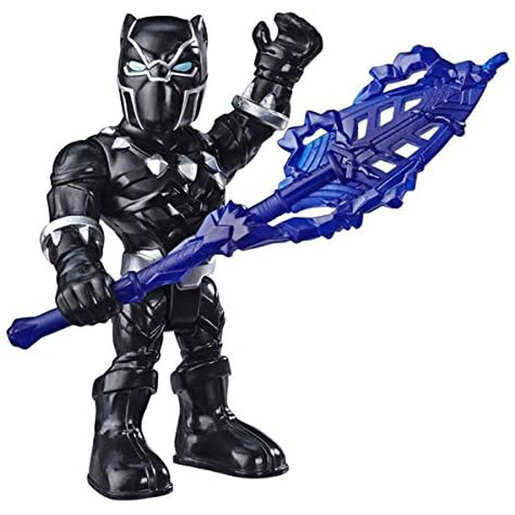 Playskool Marvel Super Hero Adventures Action Figure - Black Panther
