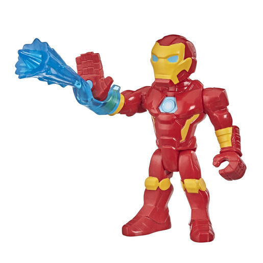 Playskool Marvel Super Hero Adventures Action Figure - Iron Man