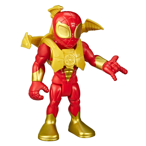 Playskool Marvel Super Hero Adventures Action Figure - Iron Spider