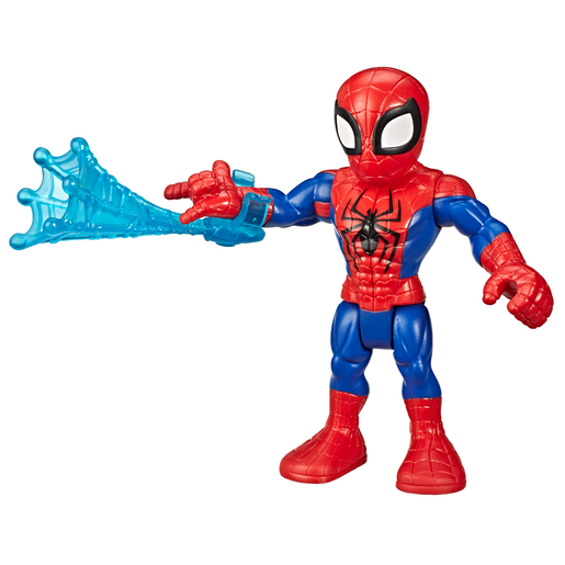 Playskool Marvel Super Hero Adventures Action Figure - Spider-Man