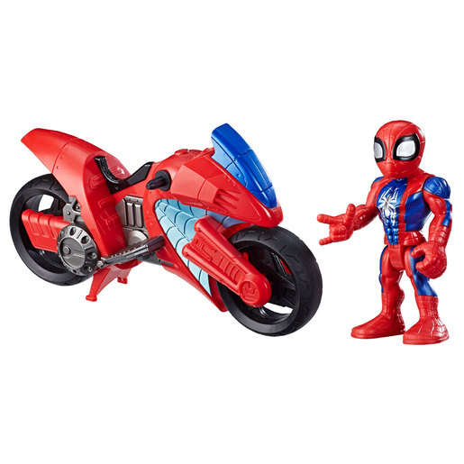 Marvel Super Hero Adventures - Spider-Man Swingin' Speeder